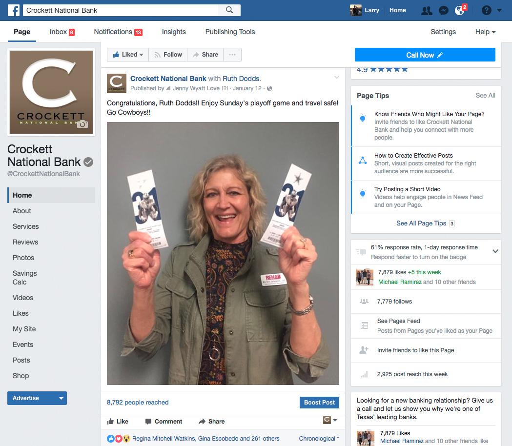 Crockett-Facebook