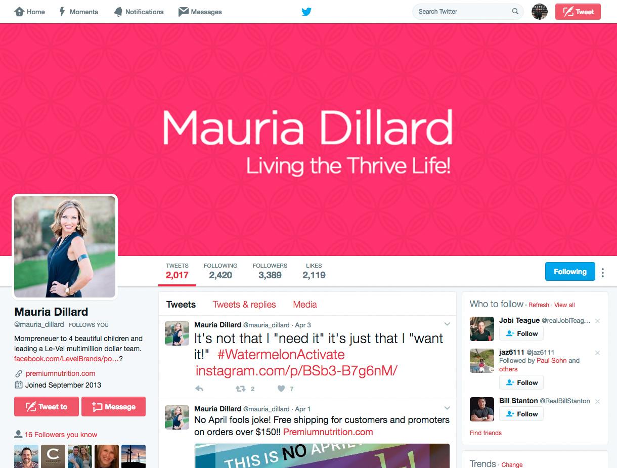 Mauria-Twitter